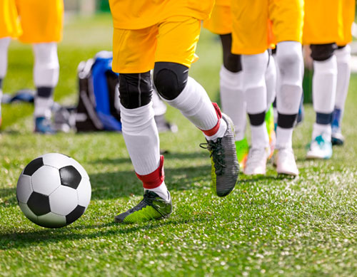 футболисты и стресс переломы